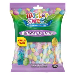 Giant Speckled Eggs 400G