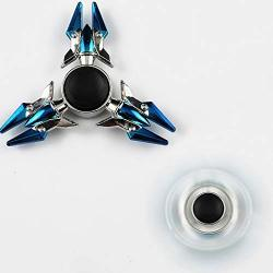 Ppitveq Overspeed Hand Spinners Toy Stress Relief Metal Fidget Spinners With High-speed Bearing Fidget Finger Toys For Add Anxiety And Autism Color : B