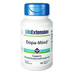 Dopa-mind 60 Vegetarian TABLETS-PACK-2