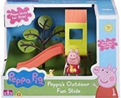 Peppa Pig - Outdoor Fun Slide