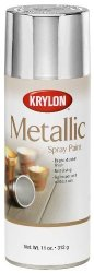Krylon K01406 General Purpose Aerosol 11-OUNCE Silver Metallic Finish