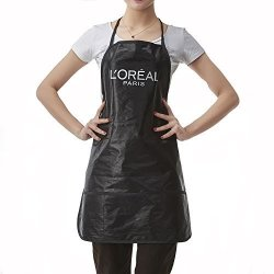 Anglovesmile Salon Professional Barber Hair-cutting Apron Colorfulife Adult Hair Coloring Waterproof Aprons Hairdresser Stylist