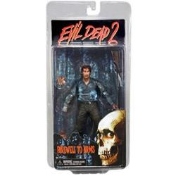 NECA Evil Dead 2 Action Figure Farewell To Arms Ash