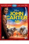 John Carter 2D & 3D Blu-ray Superset