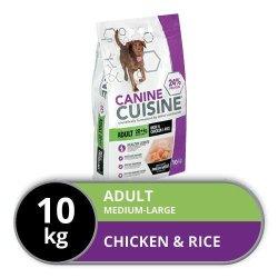 - Adult Dry Dog Food - 10KG