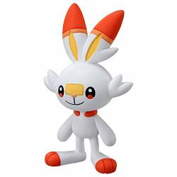 Pocket Monster Monster Collection Moncolle MS-04 Scorbunny Hibany Figure 2