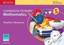 Cambridge Primary Mathematics Stage 5 Teacher's Resource With Cdrom