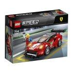 LEGO Speed Champions Lego Speed Champion Ferrari Scuderia Corsa 75886