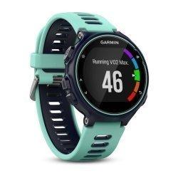 Garmin Forerunner 735 XT Watch in Midnight & Frost Blue