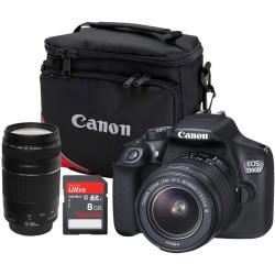 Canon EOS 1300D Double Lens Kit   R   Camera Lenses   PriceCheck SA