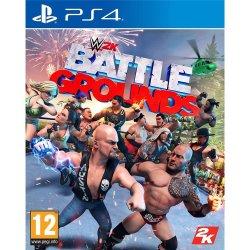 2K Wwe Battlegrounds PS4