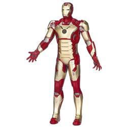Hasbro Marvel Iron Man 3 Avengers Initiative Arc Strike Iron Patriot Figure