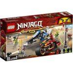 LEGO Ninjago Kai's Blade Cycle & Zane's Snowmobile
