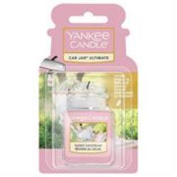 Yankee Candle Sunny Daydream Car Jar Retail Box No Warranty