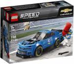Lego Speed Champions Chevrolet Camaro ZL1 Race Car