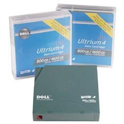 Dell 341-4645 New 800GB 1.6TB LTO4 Media Data Tape Cartridge - 75 Pack