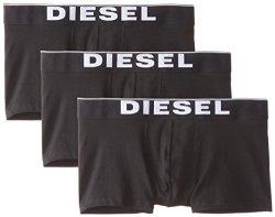 Diesel Men's Underwear Diesel Men's Essentials 3-PACK Kory Boxer Trunk Black XL