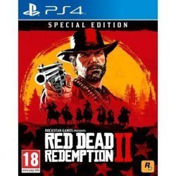 Red Dead Redemption 2 Standard Edition PS4
