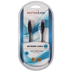 ULTRALINK - CAT6E Network Cable 5M High Speed Connection Cable