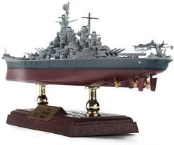 USA Fov Uss Missouri BB-63 Battleship Serise 1 700 Diecast Model Ship