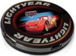 Disney Cars MINI Hub USB2.0 - Transfer SPEED:480MBPS Retail Packaged