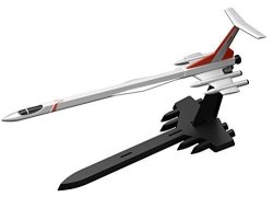 Bluefin Distribution Toys Bandai Hobby NO.13 Ultra Hawk 001 Alpha Ultraman Bandai Mecha Collection Hobby Plane