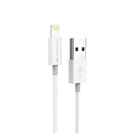 Kanex 1.2m Lightning Cable in White