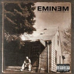 Eminem - Marshall Mathers Lp Cd