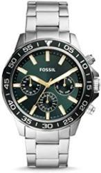 Fossil Bannon Multifunction Stainless Steel Watch BQ2492