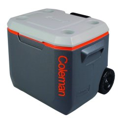 Coleman 3000005589 Cooler 50QT Dgry org lgry 5882 C001