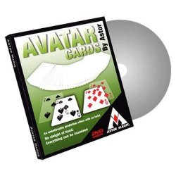 Avatar Cards Blue By Astor