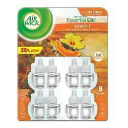 Air Wick S Scented Oil Refills Hawaii 8 Pack