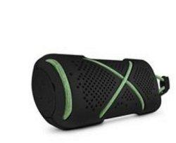 Microlab D22 Portable Bluetooth Speaker - Black