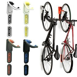 2x Heavy Duty Bike Bicycle Storage Wall Mount Hook Shed Rack Hanger Holder Stand