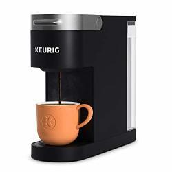 Keurig K-slim Coffee Maker Single Serve K-cup Pod Coffee Brewer 8 To 12 Oz. Brew Sizes Black