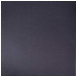 American Crafts 71076 12X12 Cardstock Graphite