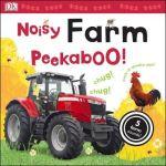 Noisy Farm Peekaboo Board Book