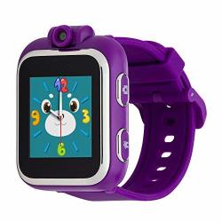 Playzoom Itouch Kids Smart Watch With Digital Camera And Video Recorder Purple
