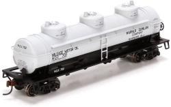 USA Athearn - Ho Rtr 3-DOME Tank Warner Quinlan 702