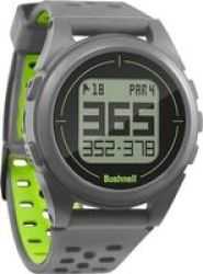 Bushnell Neo Ion 2 Golf Gps Watch Grey And Green