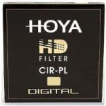 Hoya HD 58mm Circular Polarising Lens Filter