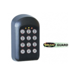 Centurion Smartguard Wired Keypad