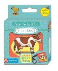 Axel Scheffler First Farm Buggy Book Board Book