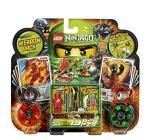 LEGO Ninjago Weapon Pack 9591