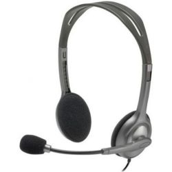 Logitech H111 Stereo Headset With Noise-cancelling Microphone