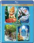 Tinkerbell 1 - 4 Box Set Blu-ray