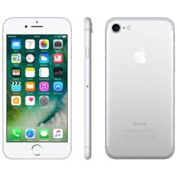 Pre-Owned Apple iPhone 7 128GB in Silver