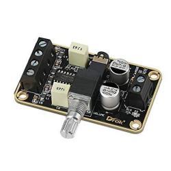 Audio Amplifier Board Drok PAM8406 Digital Power Amplifier Board 5W+5W  Immersion Gold Stereo Amp 2 0 Dual Channel MINI | R510 00 | Amplifiers |