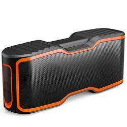 AOMAIS Sport II Portable Wireless Bluetooth Speakers 4.0 Waterproof IPX7 20W Bass Sound Stereo Pairing Durable Design Backyard O