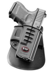 FOBUS Left Handed Paddle Holster Glock 26